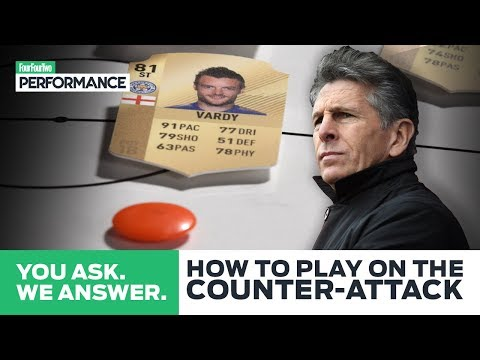 How to play on the counter-attack | Claude Puel explains | You Ask, We Answer