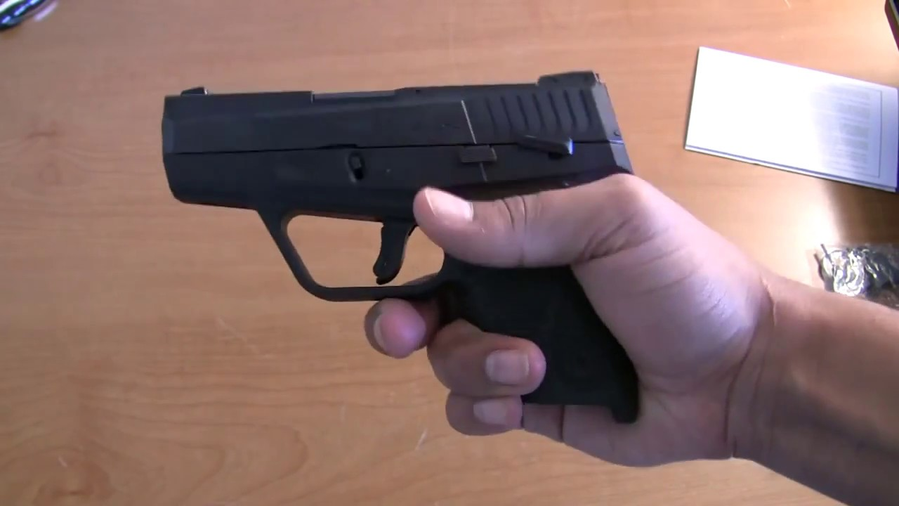 709 slim 9mm pistol - Taurus 709 Slim Review