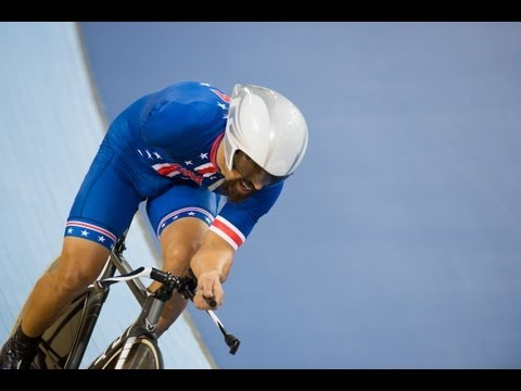 Track and road cycling highlights - London 2012 Paralympic Games