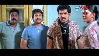 Non Stop Comedy Scenes   2017 Latest Telugu Movies   Volga Videos
