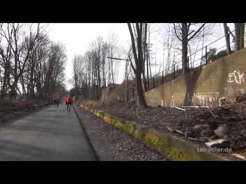 Balkantrasse zwischen Burscheid und Opladen