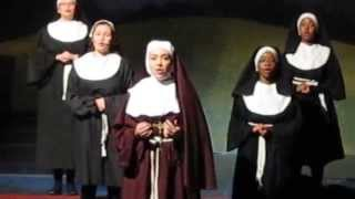The Sound of Music - Climb every mountain - Cami as Mother Abbess