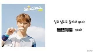 [韓中字]SEVENTEEN WOOZI - SIMPLE