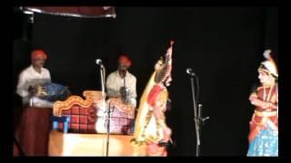 Purna Chandra Yakshagana Kanchina Kantada..Raghavendra Chari & Thirthahalli Gopalachari