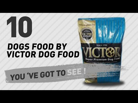 Dogs Food By Victor Dog Food // Top 10 Most Popular