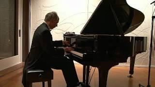 Lucien DELRIEU -- Sonate en sol mineur, I (ext. nº1). Richard DELRIEU, piano.mov