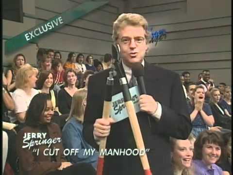 jerry springer incest