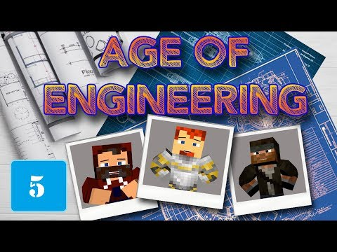 Fun Word to Say! - Age of Engineering with Modii and Bentley, Ep 5!