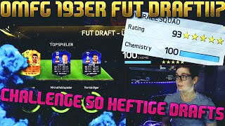 FIFA 16: OMFG 193 RATED FUT DRAFT!!? (DEUTSCH) - FIFA 16 ULTIMATE TEAM - MY BEST DRAFTS EVER!!!