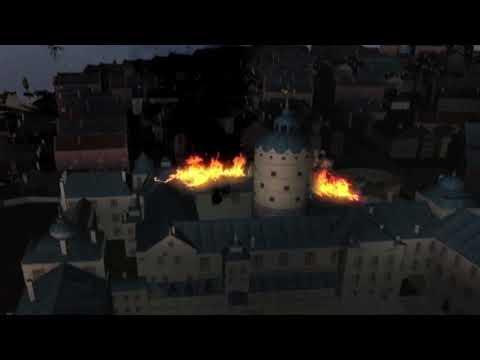 Slottsbranden, Tre Kronor