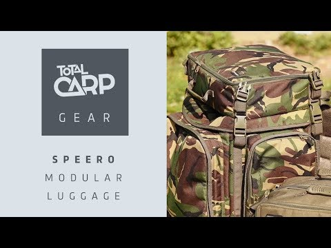 Speero Modular Luggage