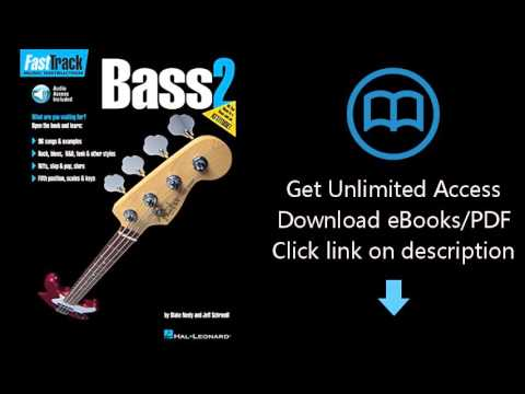 FastTrack Bass Method - Book 2 (Fast Track Music Instruction)