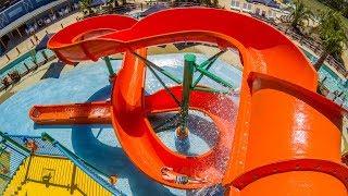 Typhoon Island Kids Slides | Gumbuya World