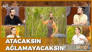 Hikmet, Atakan'la Dalga Geçiyor! - Survivor Panorama 63. Bölüm