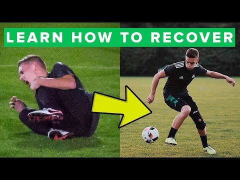 HOW TO RECOVER FROM A SPORTS INJURY