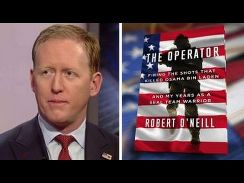 Rob O'Neill talks about 'The Operator'