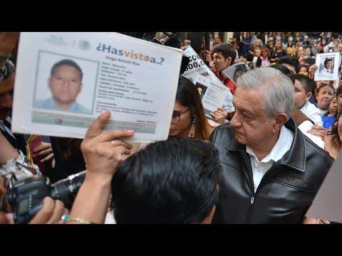 Estado fortalece con recursos la búsqueda e identificación de desaparecidos