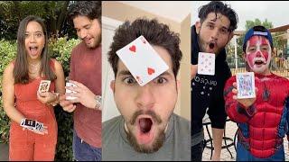 The Card Guy TikTok Videos   Funny The Card Guy Illusions TikTok