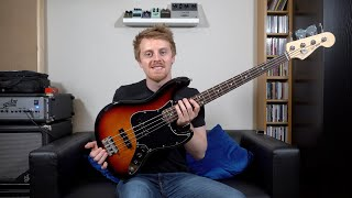 Fender Performer Jazz Bass | All You Need to Know | Review & Demo!