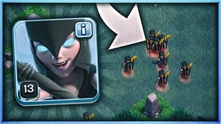ONLY NIGHT WITCH | Strategia | Builder Base | Clash Of Clans Polska