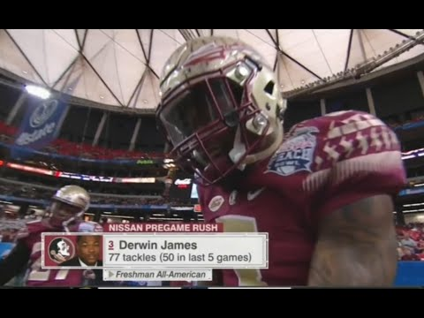 Houston vs Florida State Peach Bowl 2015