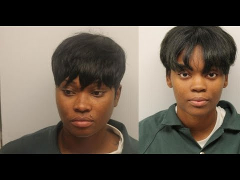 Two Trap Queens Setup Trap-Spot at Church Event | Undercover CNT Intervened