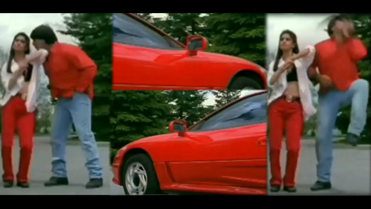 Mujhe Hero Ban Jaane De | Jara Parde Pe Aane De|full #Video#Song| Mr. And Mrs. Khiladi 1997 #songs