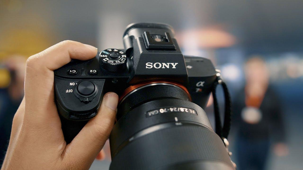 Sony A7R III Shares a9 120fps Full HD Capability! - Hi Speed