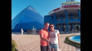 Аквапарк 21 Век г  Волжский 2016 г