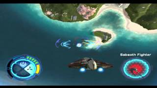 Star Wars Jedi Starfighter Mission 5 Poisoned Skies