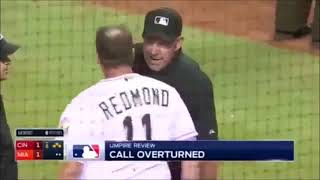 MLB Most SAVAGE Ejections