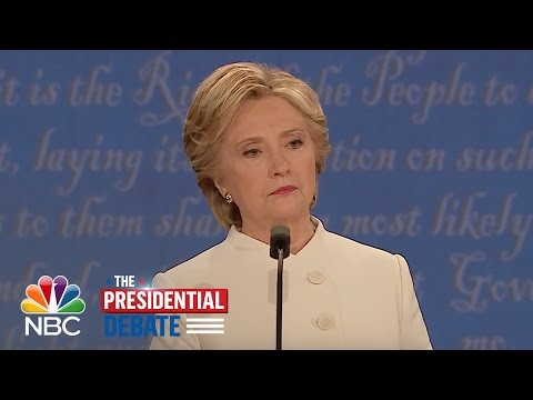 Hillary Clinton: Putin Would 'Rather Have a Puppet as President' | NBC News