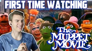 The Muppet Movie (1979) - MOVIE REACTION - FIRST TIME WATCHING