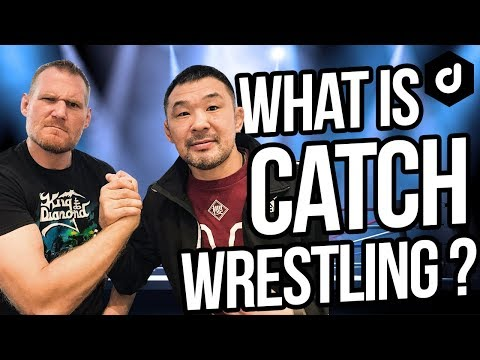 What is Catch Wrestling? (German Subtitles)