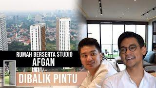 Download lagu AFGAN TERNYATA RUMAHNYA BEGINI! #DibalikPintu