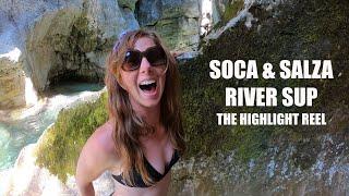 Soça River Paddle Boarding