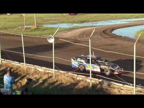 Redwood Speedway Sport Mod heat 8/21/16