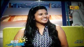 Mihishani Perera - Rise and Shine | Full Live Programme | Channel Eye