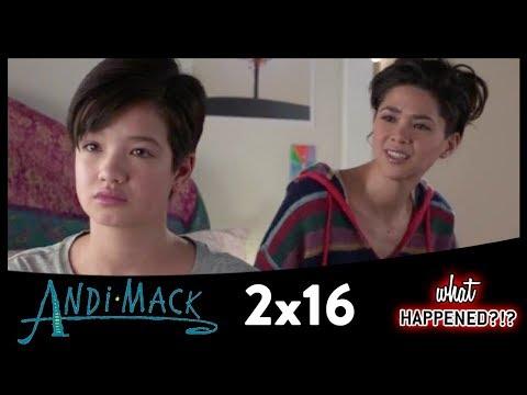 ANDI MACK 2x16 Recap: Andi & Bex's Big Fight & Secret - 2x17 Promo