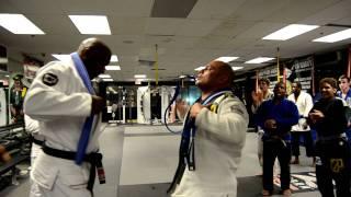 Team Lloyd Irvin's New BJJ Blue Belt Marco Rodriguez