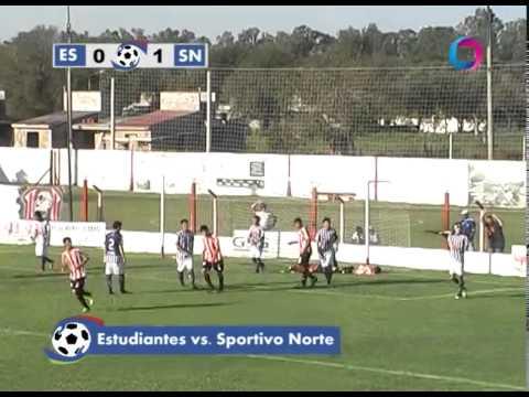 5º Fecha Apertura 2015 Liga Laboulaye - Estudiantes Vs. Sp. Norte