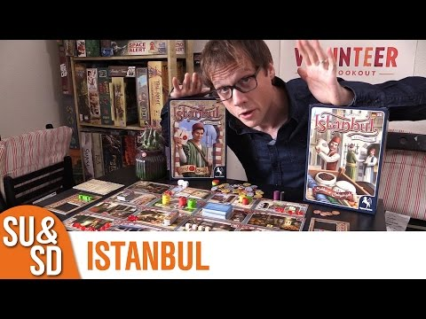 Istanbul - Shut Up & Sit Down Review