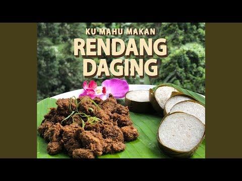 KU MAHU MAKAN RENDANG DAGING - OFFICIAL MV