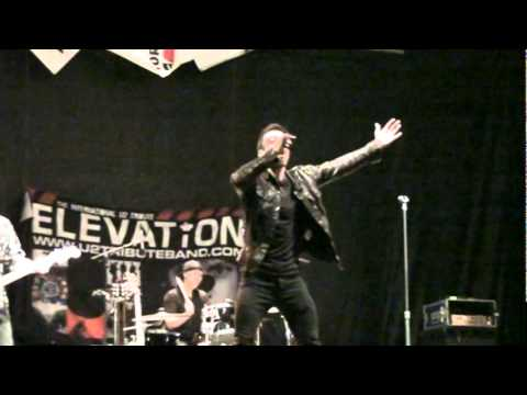 Elevation - Where The Streets Have No Name (U2 Tribute) [CNE 08/23/2011]