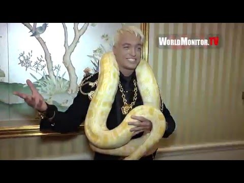 KUBA KA's Birthday bash and unveling of Versace 1st Superhero performance outfits