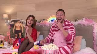 La pyjama party de Barbara Opsomer et Jeremstar