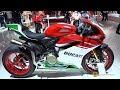 2018 Ducati Panigale 1299 R Final Edition - Walkaround - 2017 EICMA Milan Motorcycle Exhibitio
