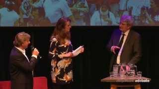 Festival van het Vrije Woord: Opening met Eberhard van der Laan