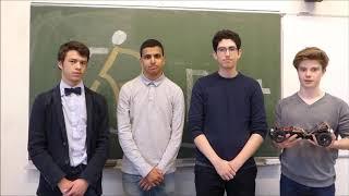 Olympiades de Sciences de l'Ingénieur 2019 - 6 - Runbot