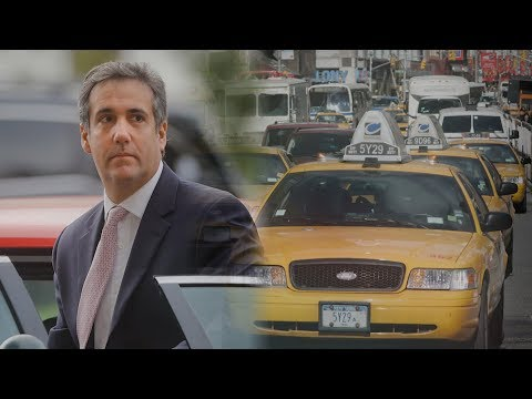 The boom and bust of Michael Cohen